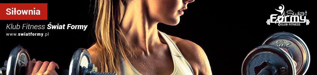 Siłownia Klub Fitness Świat Formy w Stalowej Woli