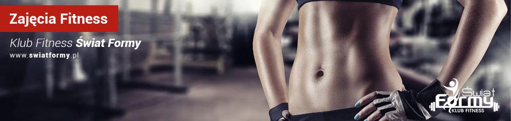 Zajęcia Fitness Klub Fitness Świat Formy w Stalowej Woli